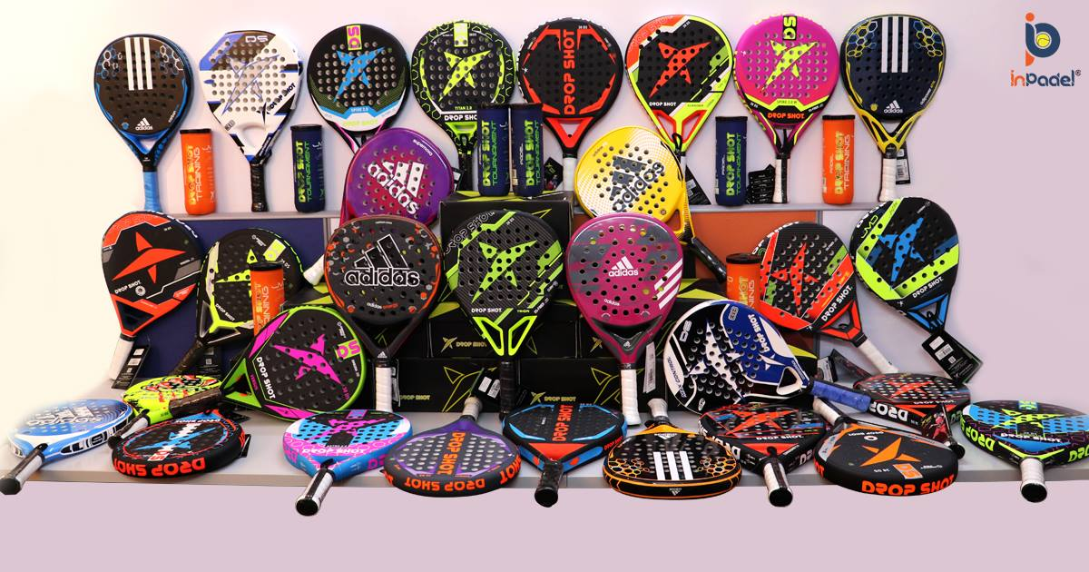 InPadel Rackets India Padel