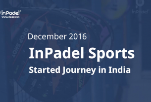 2 Years of InPadel | 2 Years of Padel in INDIA