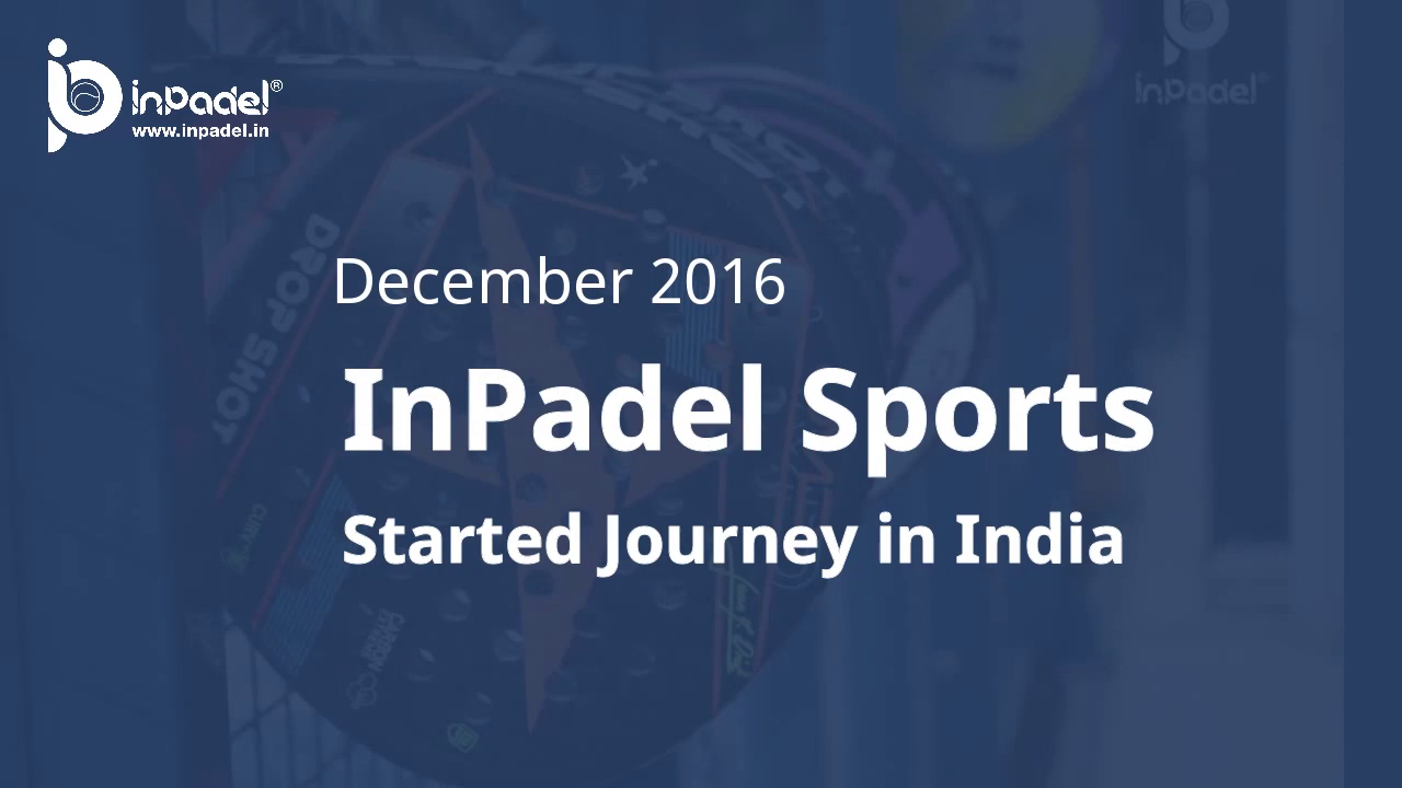 2 Years of InPadel | 2 Years of Padel in INDIA